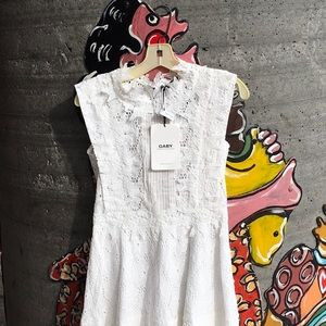 Dress by Gabby women's petite small